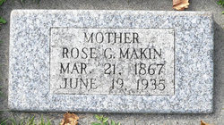 Rose <i>Gray</i> Makin