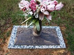 Roger Dean Boone