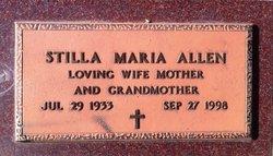 Stilla Maria Allen