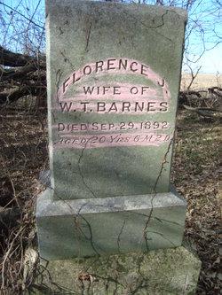 Florence J. Barnes