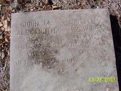 John M. Alexander