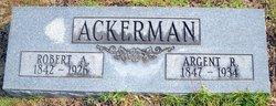 Robert A Ackerman