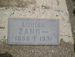 Louisa Zang
