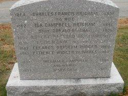 Ida <i>Campbell</i> Brigham