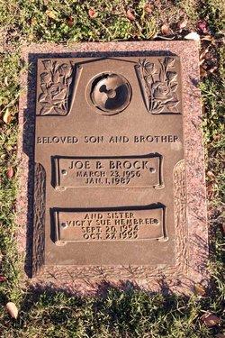 Joe Brian Brock