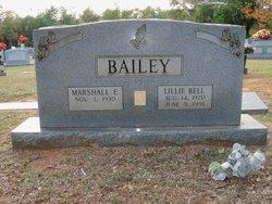 Lillie Bell Bailey
