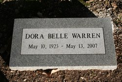 Dora Belle Warren