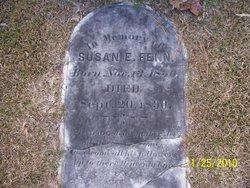 Susan Emaline <i>Petree</i> Fenn