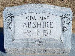 Oda Mae Abshire