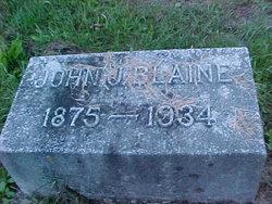 John James Blaine