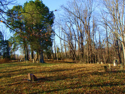 Old Coffee Creek Cemetery