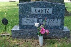 Joann <i>Bossung</i> Kantz