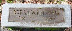 Nora W <i>Whitaker</i> Caldwell