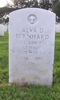 Alva D Bernhard