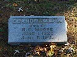 Eleanor Elanor Ann <i>Beardslee</i> Mann - Moore