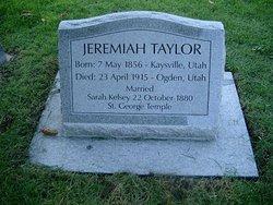 Jeremiah Taylor