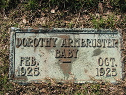 Dorothy Armbruster