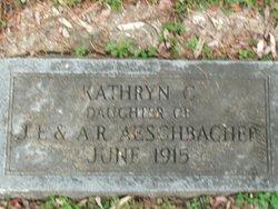 Kathryn C. Aeschbacher