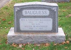 Rev Lester Vaughn Bauguess