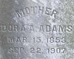 Dora A Adams