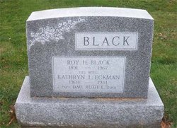 Kathryn L <i>Eckman</i> Black
