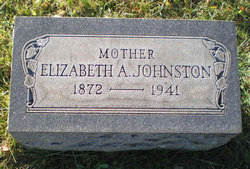 Elizabeth A Johnston