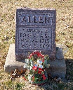 Forest A. Allen, Sr
