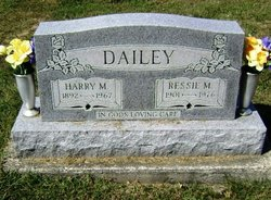 Harry M Dailey