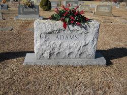 John Edwin Adams, Sr