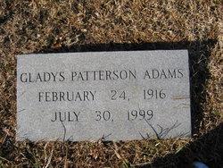 Gladys Vada <i>Patterson</i> Adams