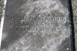 Raiford Andrew Adams