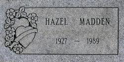 Hazel <i>McElroy</i> Madden