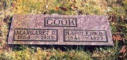 Margaret Caldonia <i>Mitchell</i> Cook