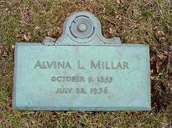 Alvina <i>Stappersenne</i> Millar