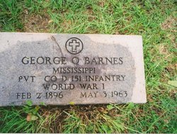 George Quitman Barnes