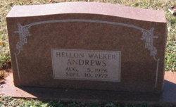 Hellon <i>Walker</i> Andrews