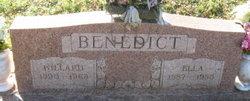 Ella Olivia <i>Graves</i> Benedict