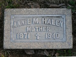Annie M. Haley