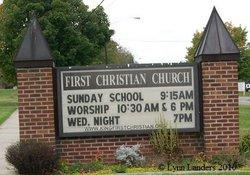 First Christian Church Cemetery