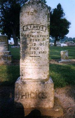 James Thomas Hicks