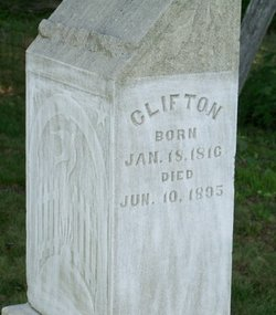 Clifton McDonald