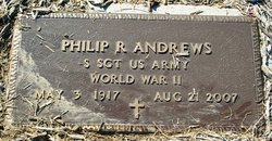 Sgt Philip Rodrick Bro. Andy Andrews
