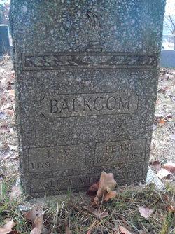 J.V. Balkcom