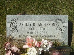 Ashley R Anderson