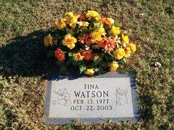 Christina Mae Tina <i>Thomas</i> Watson