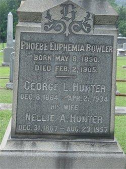 Nellie Page <i>Aldridge</i> Hunter