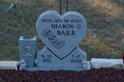 Sharon O. <i>White Frizzell</i> Barr