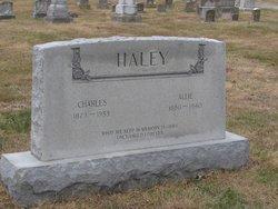 Charles Charlie Haley