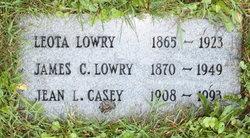 Jean <i>Lowry</i> Casey