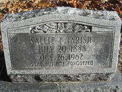 Sallie F. Farish